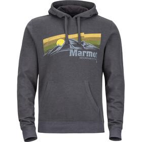 Marmot Sunsetter - Couche intermédiaire Homme - gris